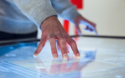 Cool things digital interactives can do